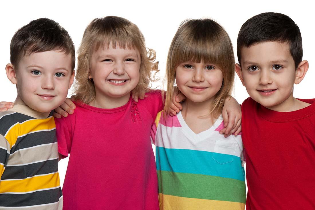 niños felices 8