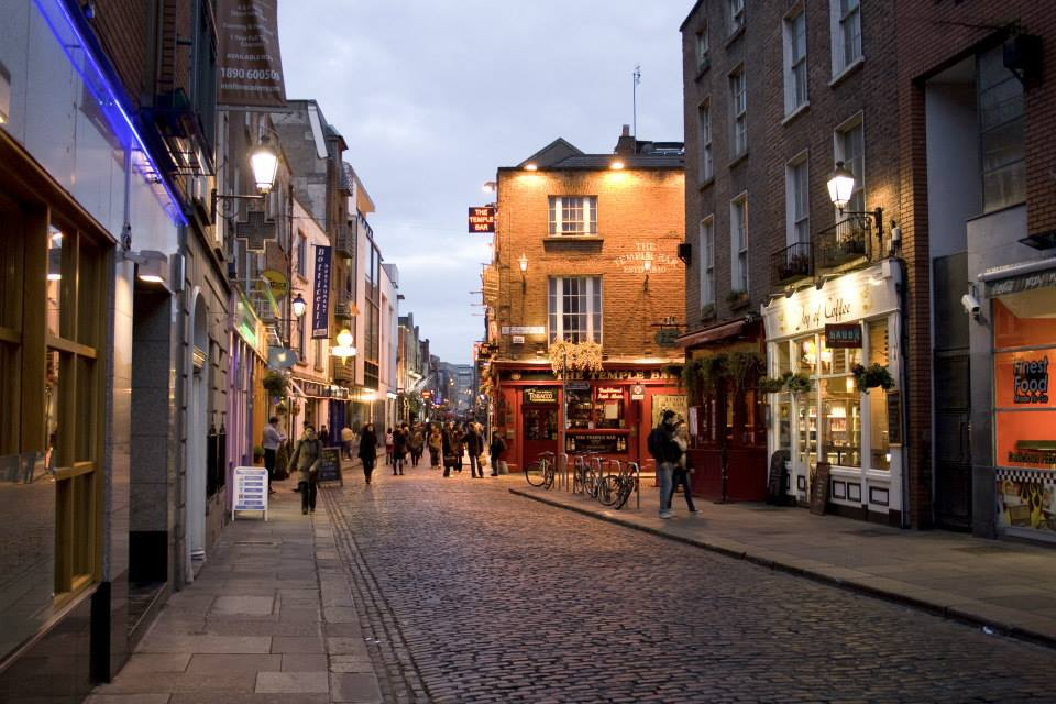 Dublín - Calles