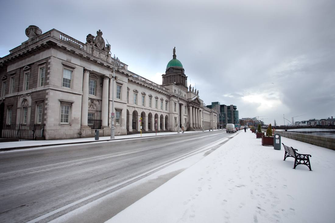 Custom House Dublin 2