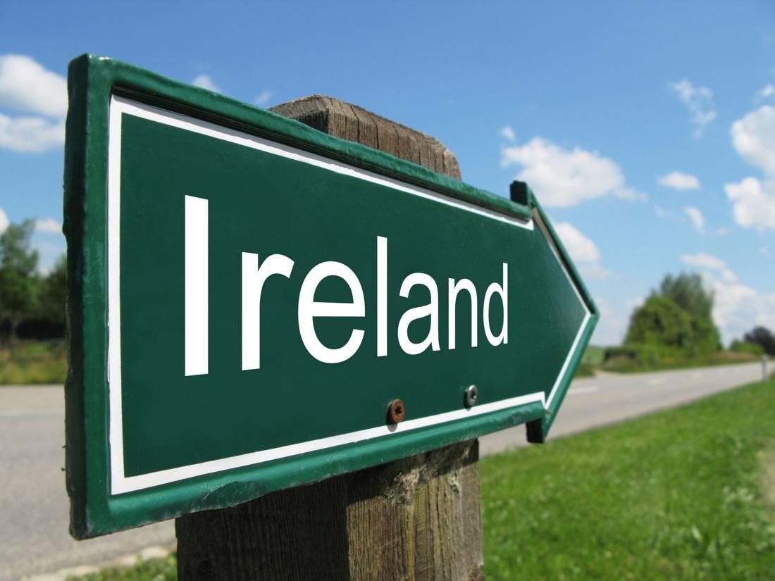 Ireland sign 2