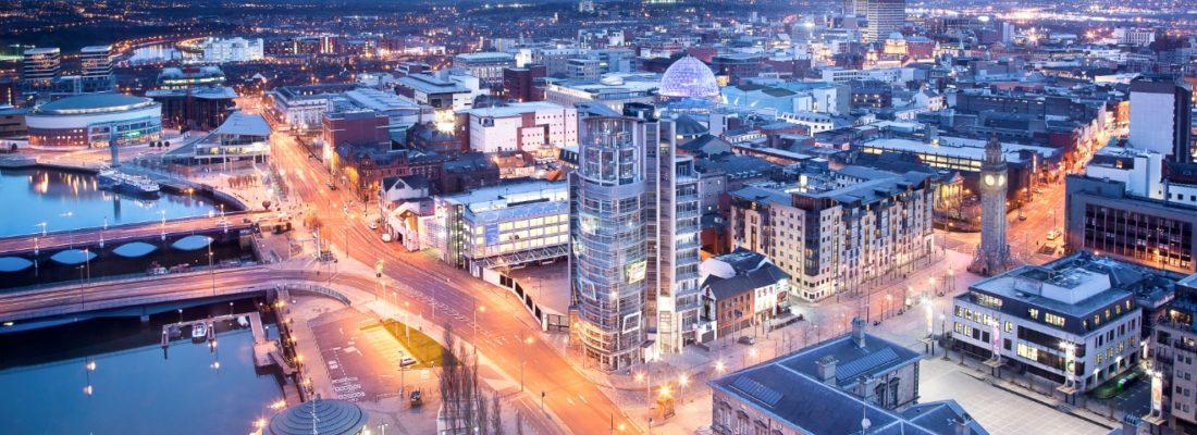 Adultos Irlanda: Belfast