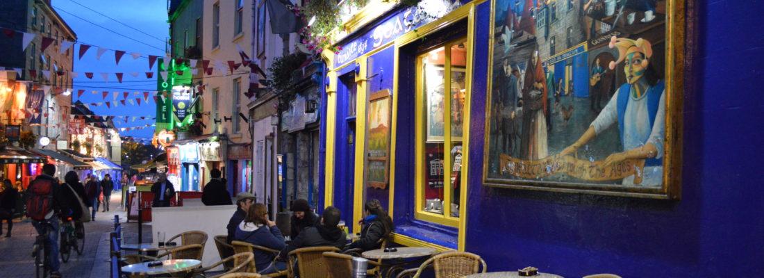 Adultos Irlanda: Galway